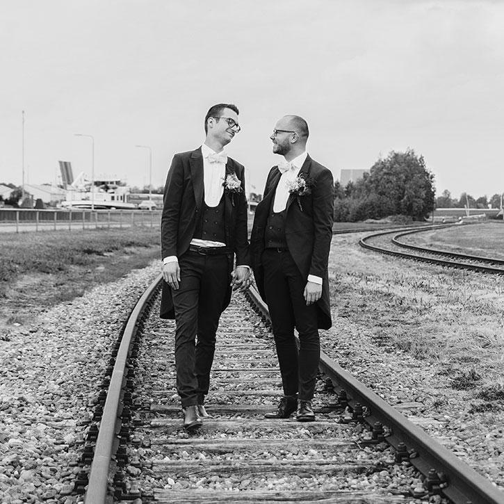 Jeffrey & Martijn